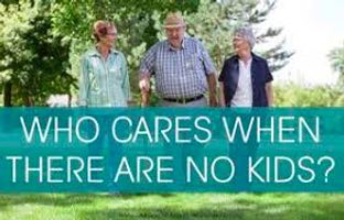 Preparing for Long Term Care Without Children
