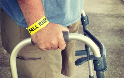 Seniors vulnerable to accidents in the home