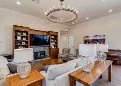 Vista Living Assisted Living Phoenix Camelback View Living Room