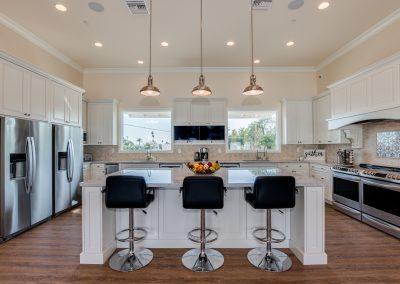 Vista Living Phoenix Arizona Assisted Living Camelback View Kitchen