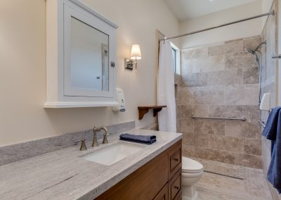 Bathroom Camelback View Vista Living Phoenix Assisted Living Home