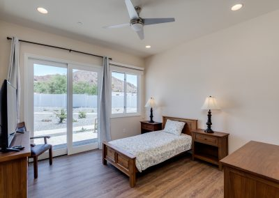 Bedroom Camelback View Vista Living Assisted Living Home