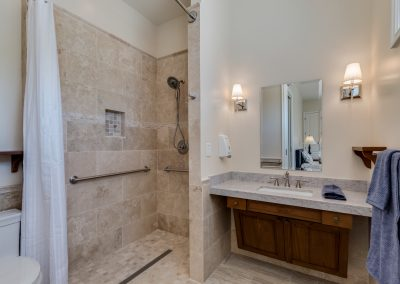 Camelback View Bathroom Vista Living Assisted Living Phoenix Arizona
