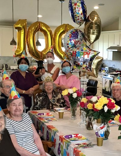 Gunny's 100th Birthday