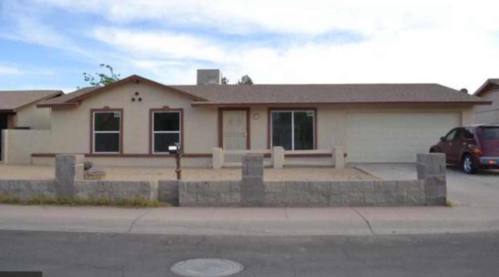 Small assisted living home Phoenix Arizona